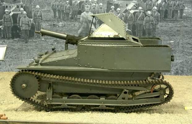 На фото (сверху вниз) – Carden-Loyd Mk.VI, Т-27 (без вооружения) и Carro CV 3/33. военная техника, военное, история, много букв, танки, танки СССР, техника, факты