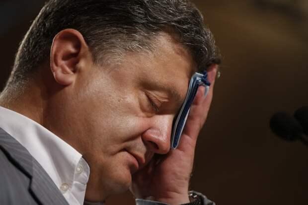 """""""Срывался, лез в драку, толкал женщин: В украинских СМИ внезапно всплыла правда о Порошенко"""