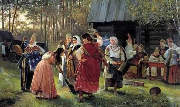 7 исчезнувших свадебных обрядов