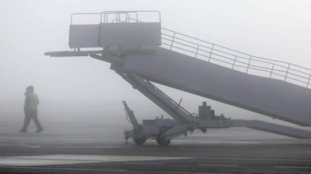 Авиаперевозки в ноябре упали вдвое