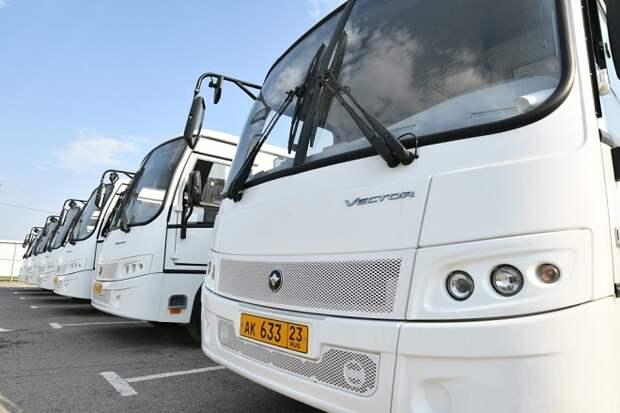 В Краснодаре изменится маршрут автобуса № 31