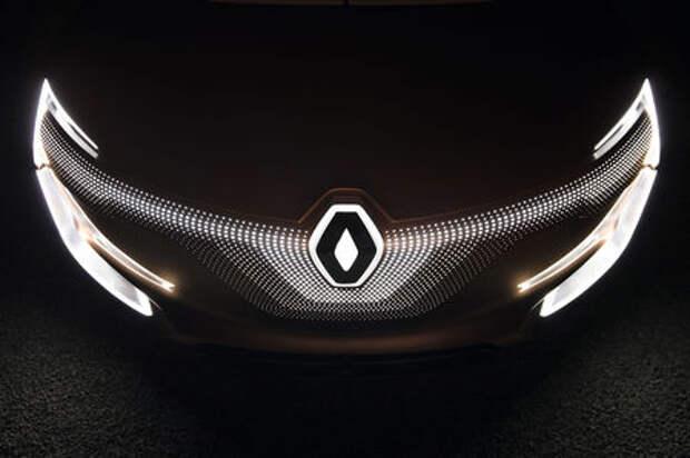 В России представят купе-кроссовер Renault для всего мира