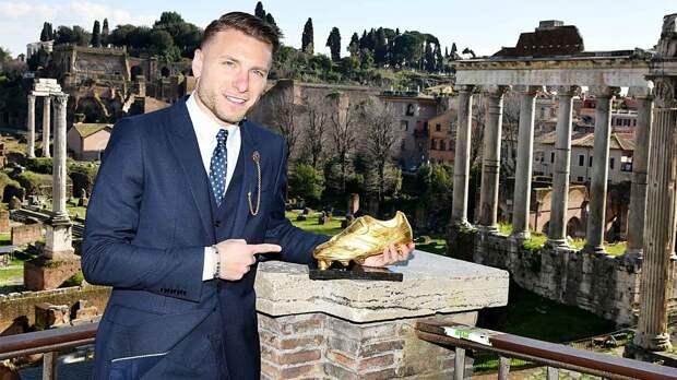 «Чиро — скромный король». Спортивный директор «Лацио» поддержал Иммобиле в конфликте с президентом «Торино»
