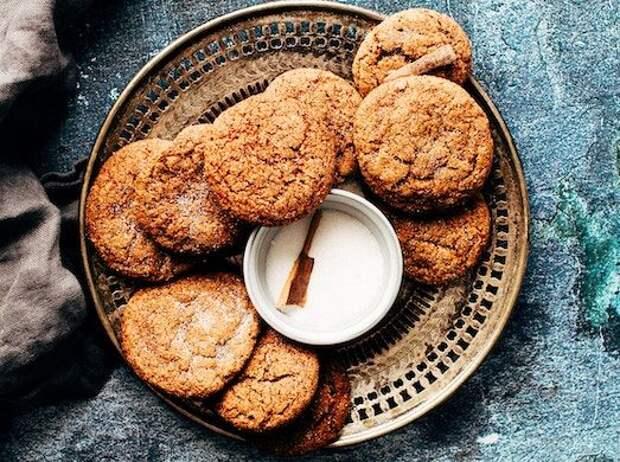 Медовое печенье: простое и вкусное лакомство
