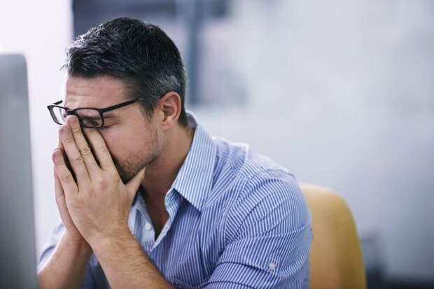 Как стресс сказывается на мужском здоровье? 4 последствия