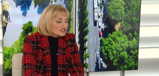 Украинская депутатша Луценко: В России будут думать, как втюхать народу, почему Путин не победитель