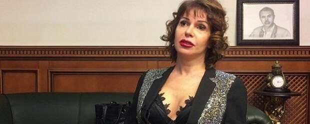 Наталья Штурм призналась, что стала жертвой домогательств