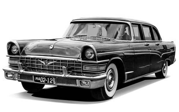Лимузин партийной элиты — как делали главный автомобиль страны ЗИЛ-111