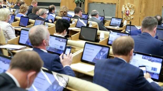 Законопроект о филиалах IT-компаний в России внесут в Госдуму на следующей неделе