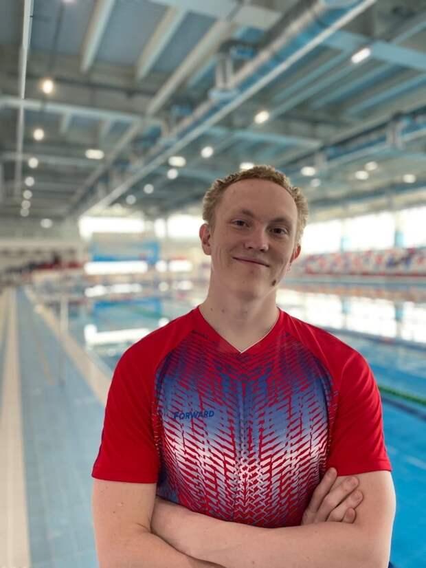 Пловец из Удмуртии Павел Куклин вышел в финал соревнований на Паралимпиаде