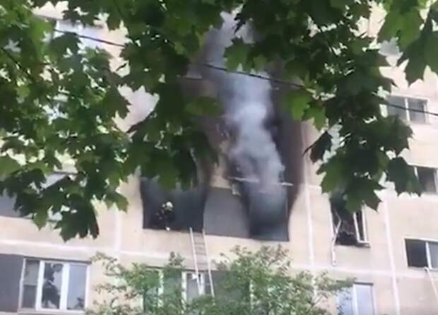 Один человек погиб при взрыве газа в жилом доме в Мсокве