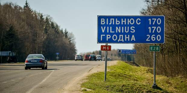Испугавшиеся госпереворота белорусы бегут в Литву и Польшу