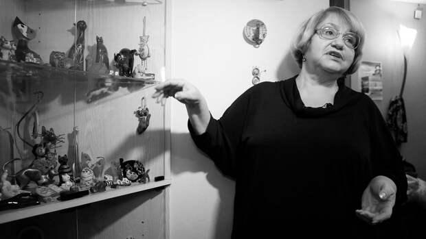Стали известны подробности смерти писательницы Екатерины Вильмонт