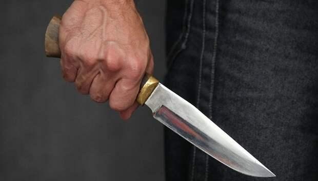 В Подольске мужчина зарезал знакомого во время пьяной ссоры