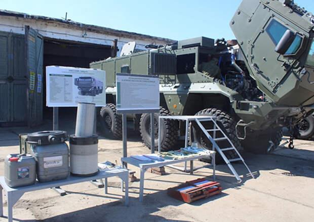 12 комплексных комиссий ЦВО проверят ход перевода военной техники на летний режим эксплуатации