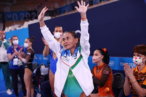 Гимнастка Чусовитина решила завершить карьеру в 46 лет