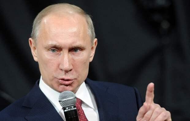 «Они умнее и сильнее вас»: Путин предостерег россиян от заигрываний с террористами