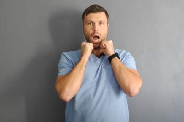комплекс упражнений для шеи и плечевого пояса