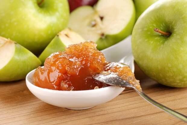 Алоэ вера и мармелад из яблок