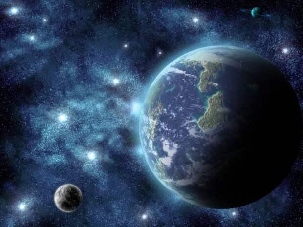 Ученые предлагают передвинуть Землю?