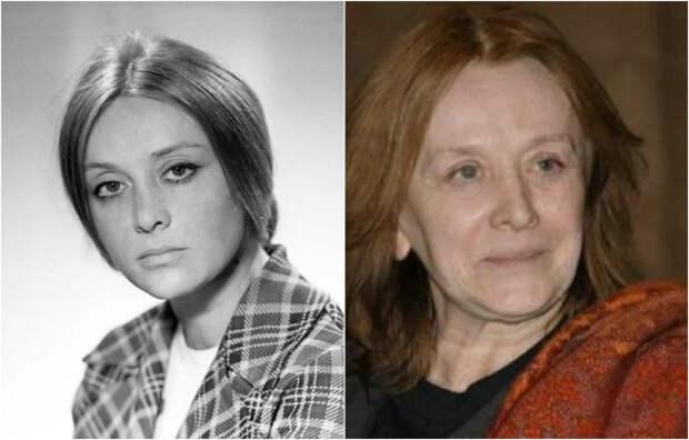 Маргарита Борисовна Терехова - режисер театра и кино, советская актриса.