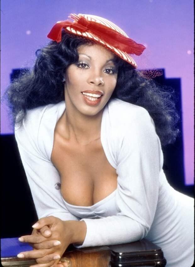 Американская певица, которую назвали «королевой диско».