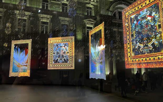 Галерея под открытым небом: в России открывается первая выставка NFT-икусства