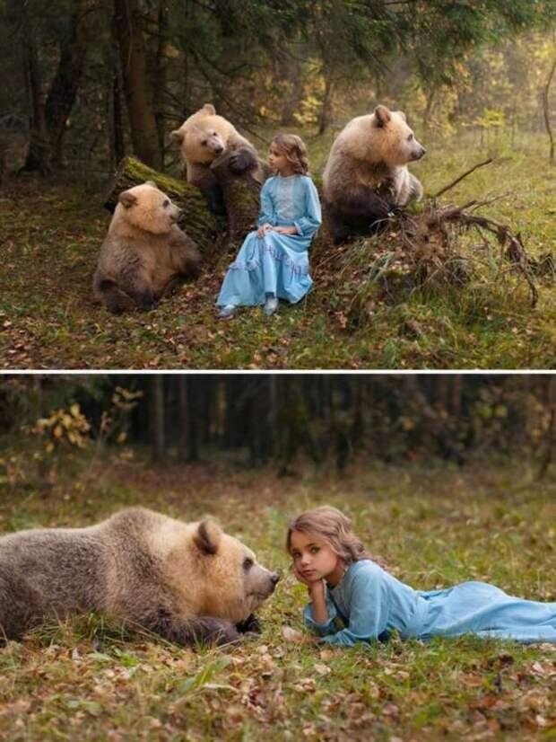 Завораживающие работы российского фотографа Катерины Плотниковой