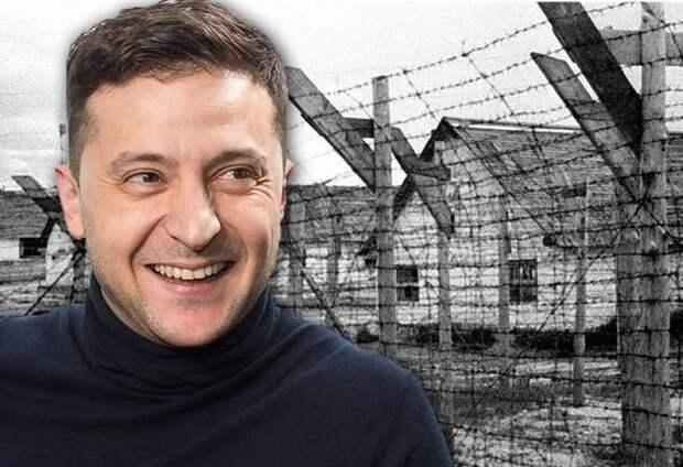 Зеленский: «Украина ждёт вас, жители Донбасса!»