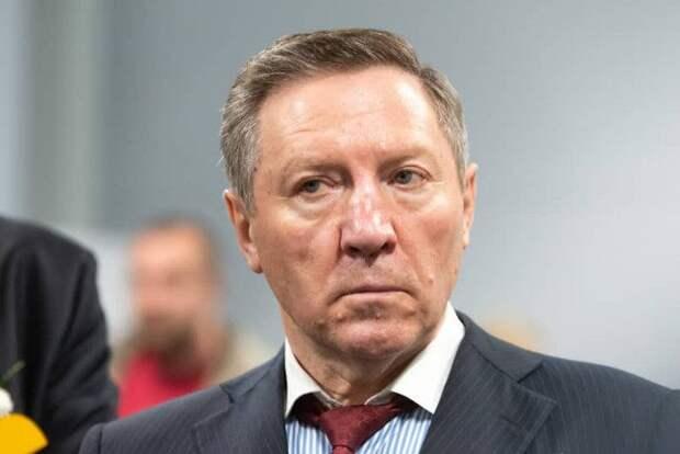 Cенатора Королёва поймали с признаками алкогольного опьянения за рулём
