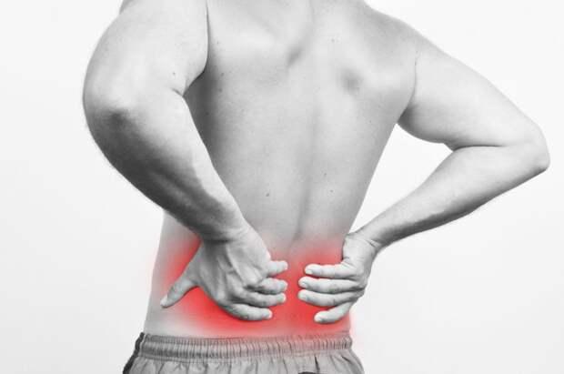 Боль в спине: наиболее распространенные причины ..