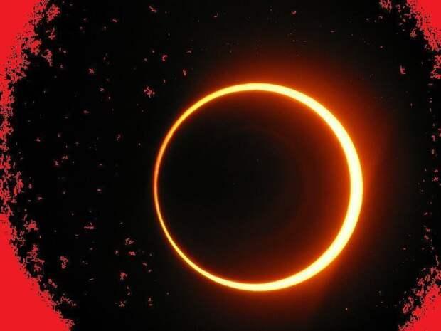 Солнечное затмение 10 июня 2021 года: будьте предельно осторожны