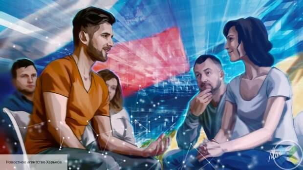 Откровенное признание на киевском ТВ: без России Украина исчезнет с карты мира