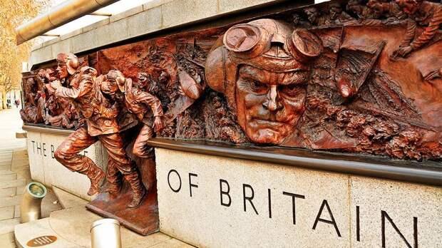 Постановка под названием «битва за Британию»
