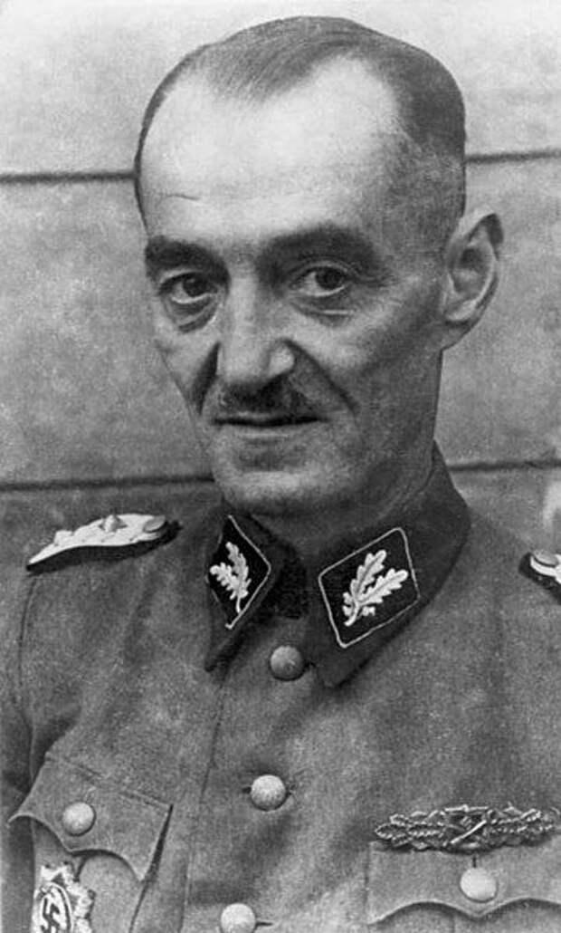 Оскар Дирлевангер, командир бригады убийц и головорезов