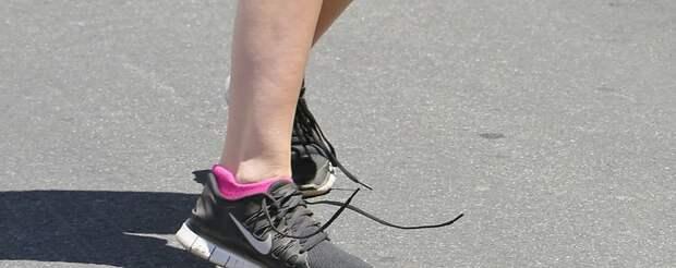 задачка про шнурки
