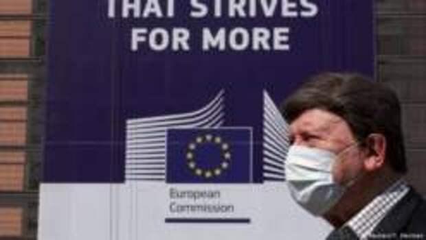 Ситуация с COVID-19 в Европе улучшается