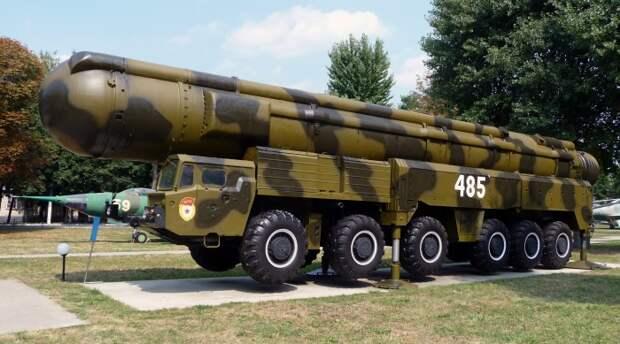 Ракетный комплекс средней дальности РСД-10 «Пионер»
