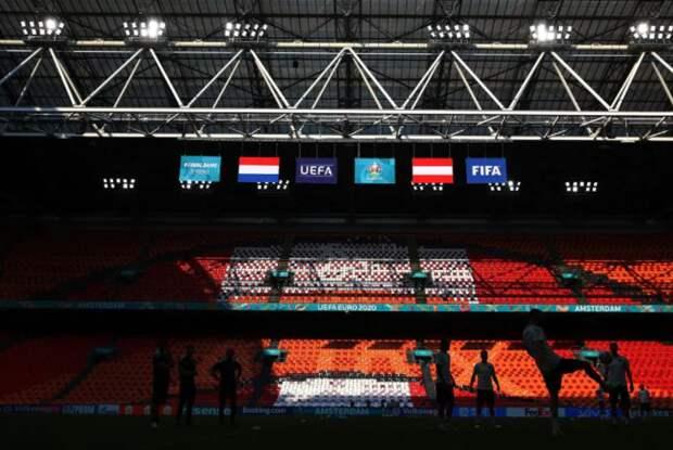 Нидерланды— Австрия: стартовые составы наматч Евро-2020