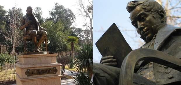 В 1912 году русская колония в Персии собрала деньги на памятник Грибоедову. Он и сегодня стоит в Тегеране, напротив здания посольства, где произошла резня