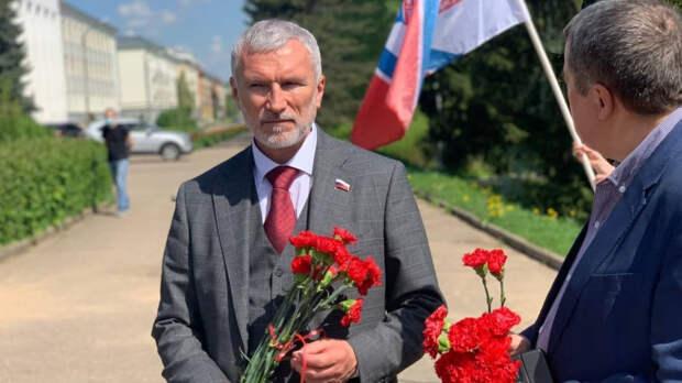 Депутат Журавлев рассказал о выгодном направлении развития для Великого Новгорода