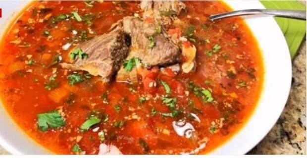 Самый ВКУСНЫЙ грузинский суп «ХАРЧО»: приготовит даже начинающая хозяйка