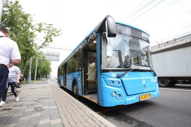 От метро «Владыкино» до ВДНХ запущен новый автобусный маршрут