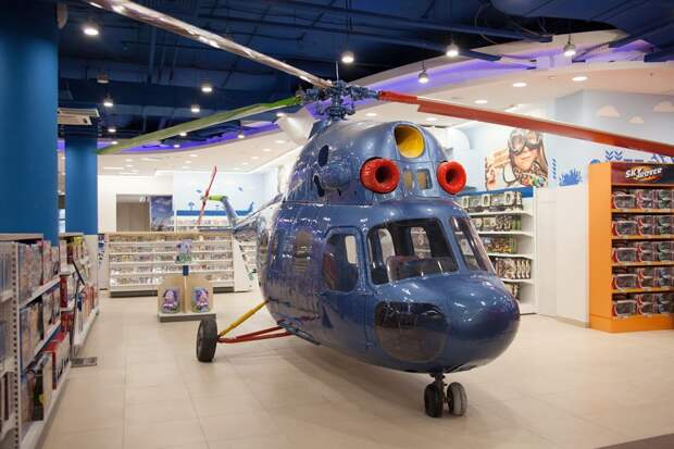 detskijmir16 Самый большой магазин игрушек в России