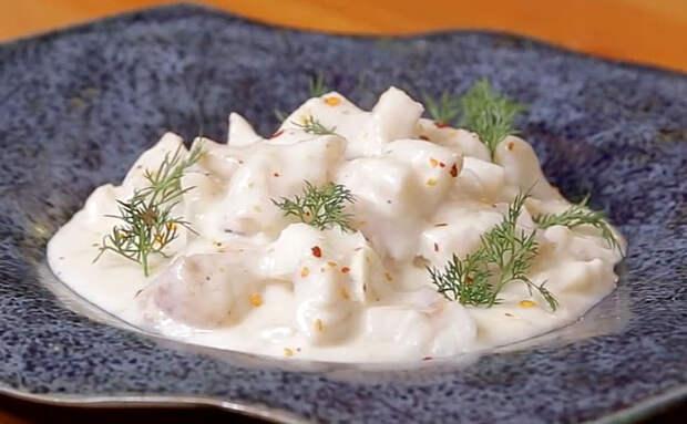 Делаем минтай в молоке: тает во рту словно дорогая белая рыба