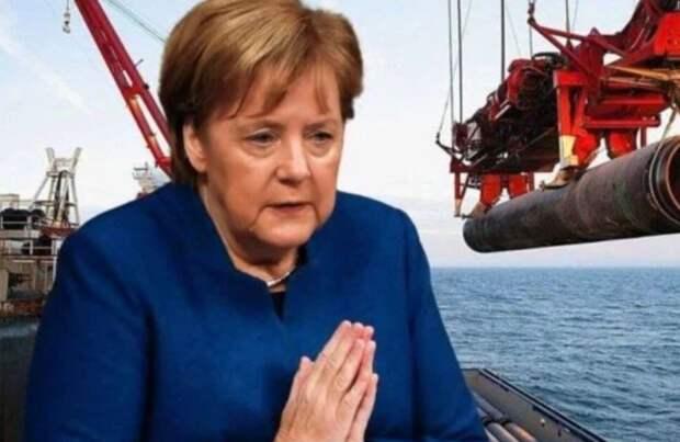 Россия ничем не может помочь Меркель