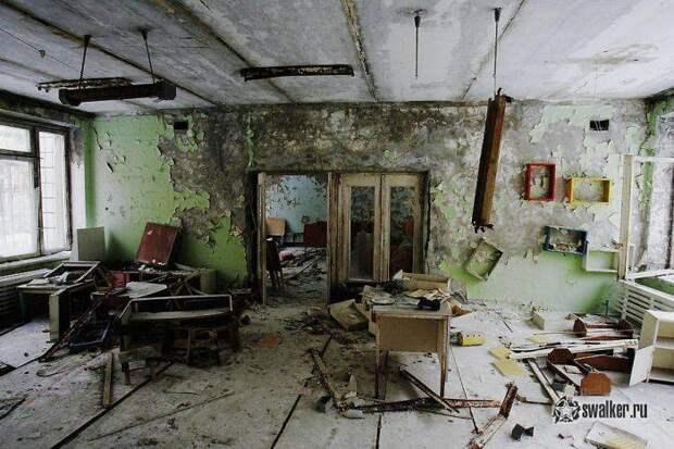 Чернобыльская тетрадь. Часть 5
