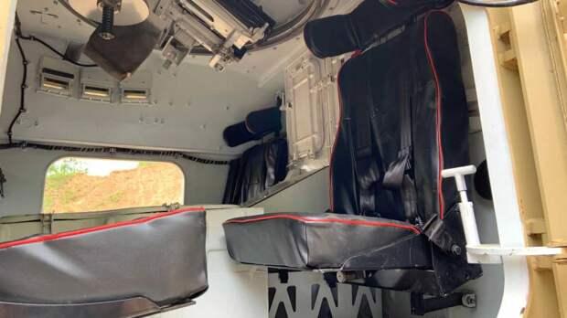 Броня для бедных: БРДМ-2МБ «Бекас»