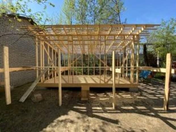 В детских садах Череповца обновят веранды