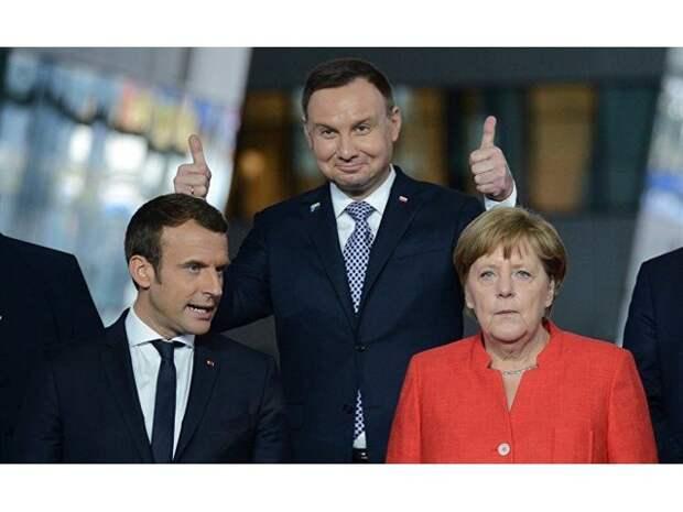 Проект «Великая Польша» – как барьер между Россией и Германией
